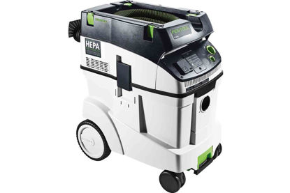 Picture of Dust Extractor CLEANTEC CT 48 E HEPA