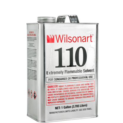 Picture of Wilsonart 110 Flammable Solvent GL