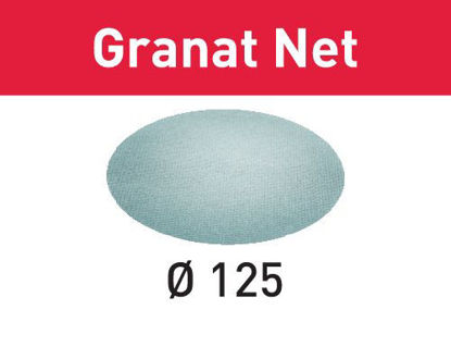Picture of Abrasive net Granat Net STF D125 P150 GR NET/50