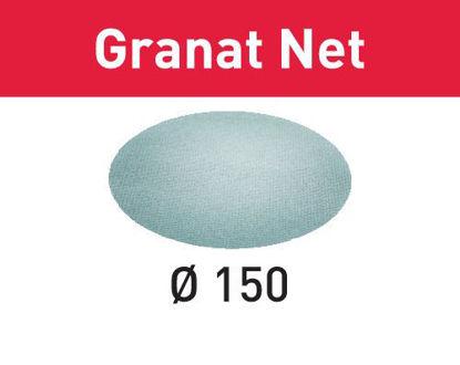 Picture of Abrasive net Granat Net STF D150 P150 GR NET/50