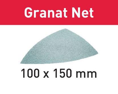 Picture of Abrasive net Granat Net STF DELTA P400 GR NET/50