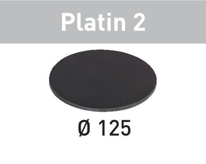 Picture of Abrasive sheet Platin 2 STF D125/0 S1000 PL2/15