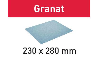 Picture of Abrasive paper Granat 230x280 P180 GR/50