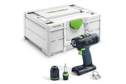 Picture of Cordless Drill T 18+3-Basic