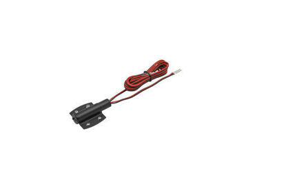 Picture of 12VDC 60W Oval Proximity Sensor, Black