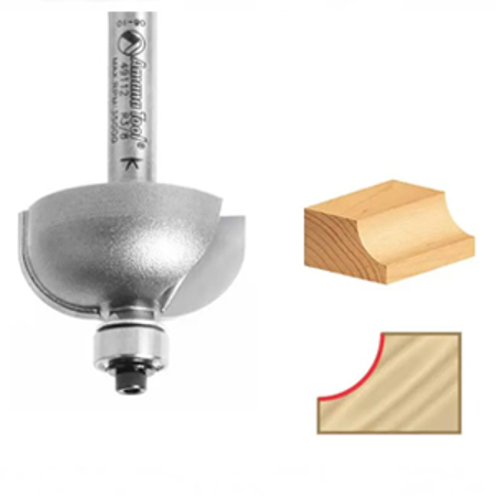 Picture for category Cove Router Bits