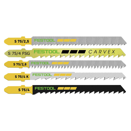 Picture for category Jigsaw Blades