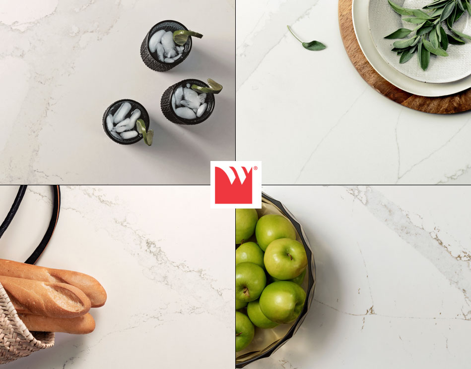 """Launch of new collection of quartz designs """"The Calacatta Collection"""""""