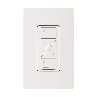 Picture of In-Wall Smart Dimmer Switch for ELV+ Lighting - White