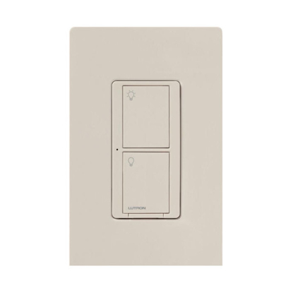 Picture of Smart Switch For Light or Fan Control - Light Almond