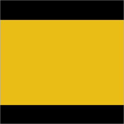 Picture of Black Yellow Black